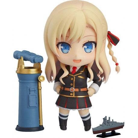 High School Fleet figurine Nendoroid Wilhelmina 10 cm