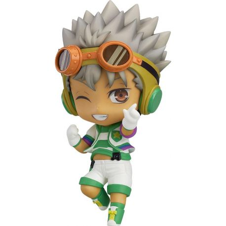 King of Prism figurine Co-de Nendoroid Kaduki Nishina 10 cm