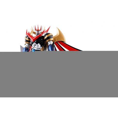 Super Robot Wars V figurine Diecast Super Robot Chogokin Mazinemperor G 18 cm