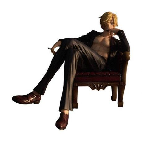 One Piece statuette 1/8 Excellent Model P.O.P SOC Sanji 14 cm