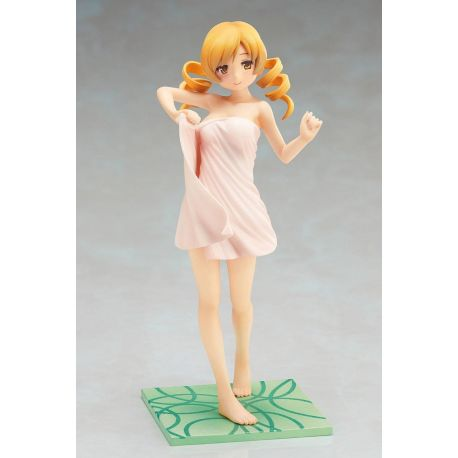 Puella Magi Madoka Magica The Movie Rebellion statuette PVC 1/8 Mami Tomoe Bath Towel Ver. 19 cm