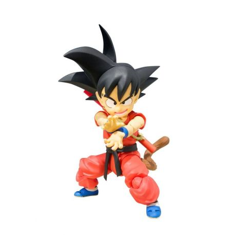 Dragonball figurine S.H. Figuarts Kid Goku 10 cm