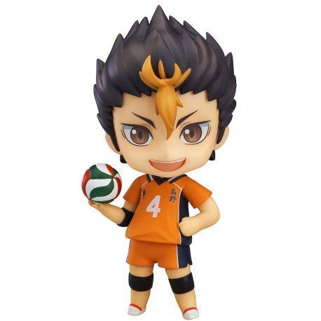 Haikyu!! Second Season figurine Nendoroid Yu Nishinoya 10 cm