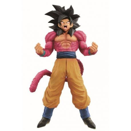 Dragonball GT figurine Super Master Stars Piece Son Goku SSJ 4 The Brush 33 cm