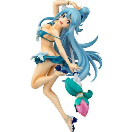 Kono Subarashii Sekai ni Shukufuku o! 2 statuette PVC 1/7 Goddess of Water Aqua 22 cm
