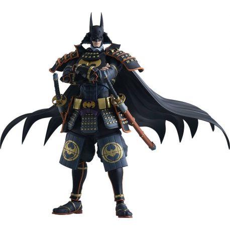 Batman Ninja figurine Figma Batman Ninja DX Sengoku Edition 16 cm