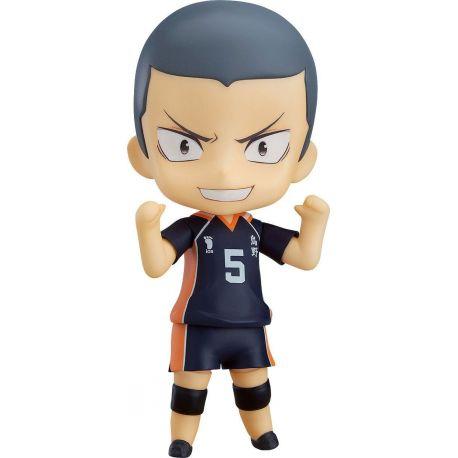 Haikyu!! figurine Nendoroid Ryunosuke Tanaka 10 cm
