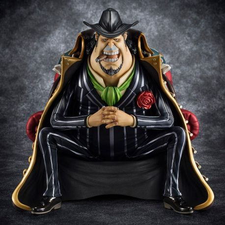 One Piece statuette PVC 1/8 Excellent Model P.O.P S.O.C Capone Gang Bege 14 cm