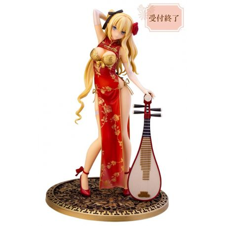 T2 Art Girls statuette PVC STP 1/6 Jin-Lian Red Ver. 27 cm