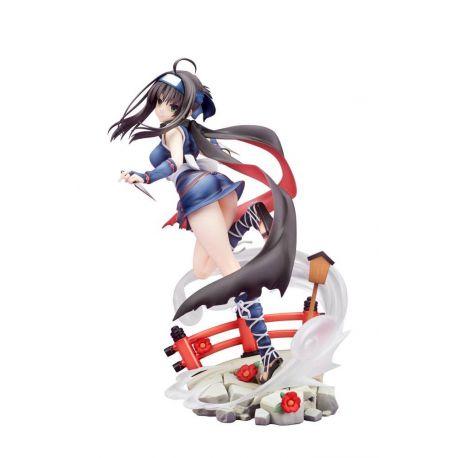 Senren Banka statuette PVC 1/7 Mako Hitachi 25 cm