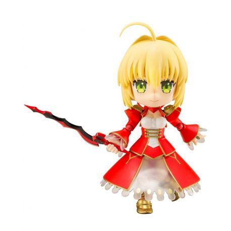 Fate/Extra Last Encore figurine Cu-Poche Saber 11 cm