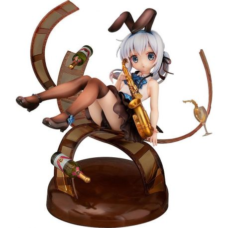 Is the Order a Rabbit? statuette PVC 1/8 Chino Jazz Style 16 cm