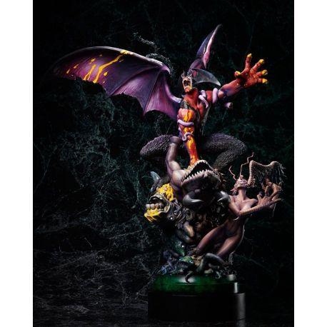 Devilman Crybaby statuette Devilman Teaser Color Ver. 70 cm