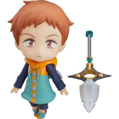 The Seven Deadly Sins: Revival of The Commandments Nendoroid figurine PVC King 10 cm