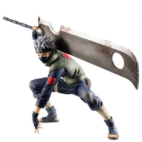 Naruto Shippuden G.E.M. Series statuette PVC 1/8 Hatake Kakashi Ver. Ninkaitaisen 15 cm