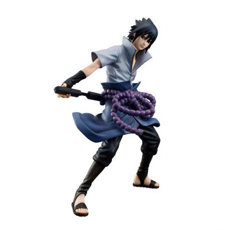 Naruto Shippuden G.E.M. Series statuette PVC 1/8 Sasuke Uchiha 24 cm