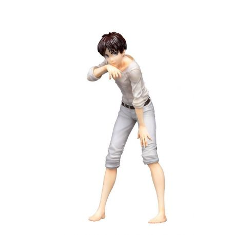 Attack on Titan statuette 1/8 Eren 19 cm