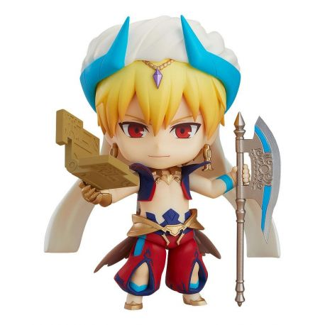 Fate/Grand Order figurine Nendoroid Caster/Gilgamesh Ascension Ver. 10 cm