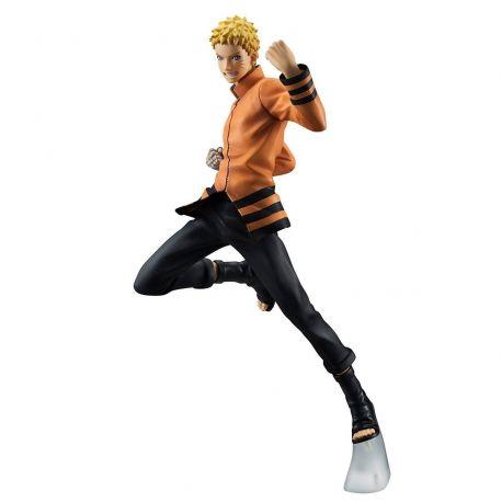 Boruto Naruto Next Generations G.E.M. Series statuette PVC 1/8 Naruto Nanadaime Hokage Ver. 20 cm