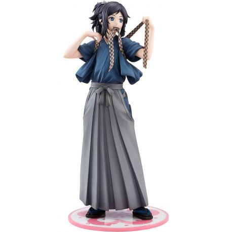 Touken Ranbu -Hanamaru- statuette PVC 1/8 Yamatonokami Yasusada Uchiban Ver. 21 cm