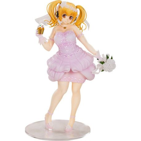 Super Pochaco statuette PVC 1/5 Super Pochaco Wedding Ver. 29 cm