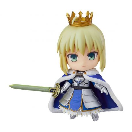 Fate/Grand Order figurine Nendoroid Saber/Altria Pendragon: True Name Revealed Ver. 10 cm