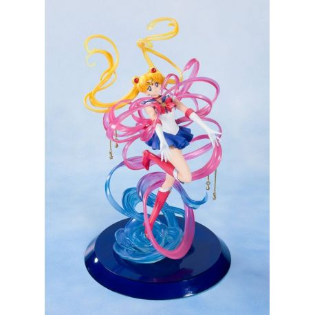 Sailor Moon statuette PVC FiguartsZERO Chouette Sailor Moon Tamashii Web Exclusive 25 cm