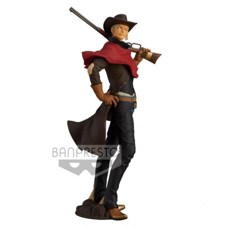 One Piece statuette PVC Treasure Cruise World Journey Roronoa Zoro 22 cm
