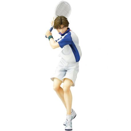 Prince of Tennis II statuette PVC ARTFXJ 1/8 Kunimitsu Tezuka Renewal Package Ver. 21 cm