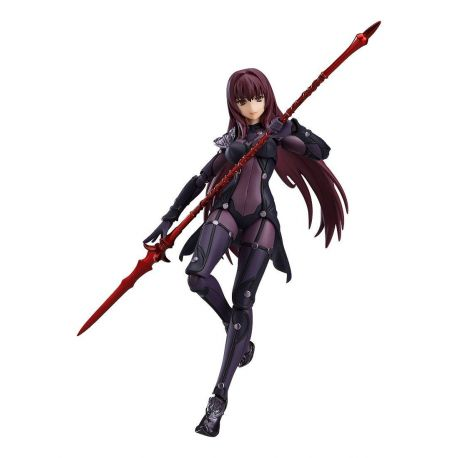 Fate/Grand Order figurine Figma Lancer/Scathach 15 cm