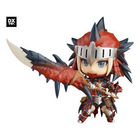 Monster Hunter World figurine Nendoroid Female Rathalos Armor Edition DX Ver. 10 cm