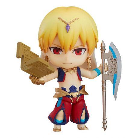 Fate/Grand Order figurine Nendoroid Caster/Gilgamesh 10 cm
