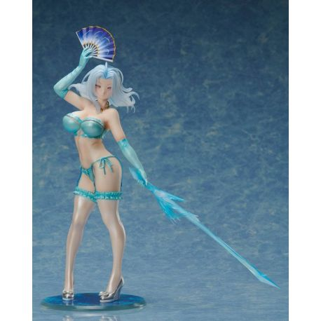 Senran Kagura NewWave Gburst statuette PVC 1/6 Yumi Sexy Lingerie Ver. 27 cm
