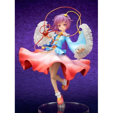 Touhou Project statuette 1/8 Satori Komeiji The Girl Even Vindictive Spirits Fear 18 cm