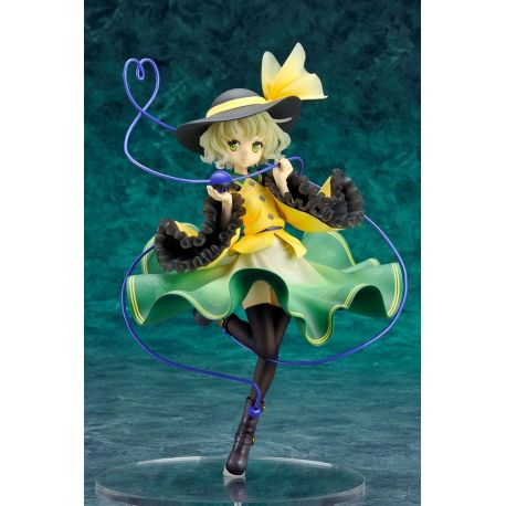 Touhou Project statuette 1/8 Koishi Komeiji The Closed Eye of Love 19 cm