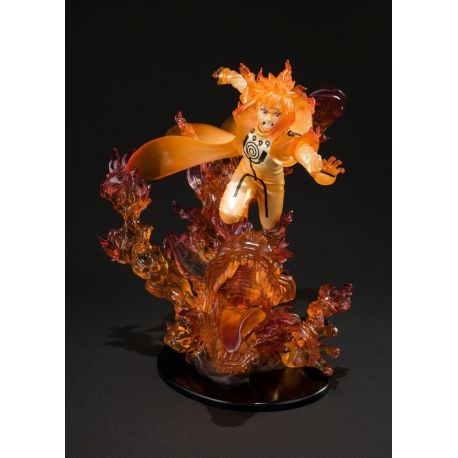Naruto Shippuden statuette PVC FiguartsZERO Minato Namikaze (Kurama) Kizuna Relation 22 cm