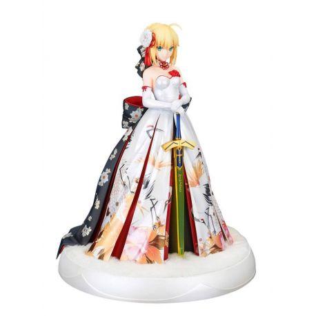 Fate/Stay Night statuette 1/7 Saber Kimono Dress Ver. 25 cm