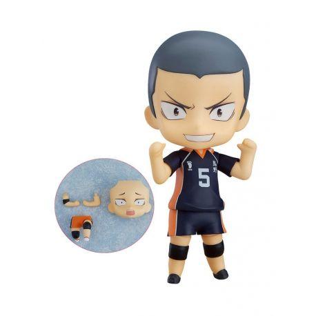 Haikyu!! figurine Nendoroid Ryunosuke Tanaka Special Version 10 cm