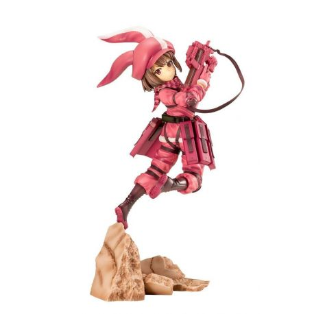 Sword Art Online Alternative Gun Gale Online statuette PVC 1/7 Llenn 25 cm