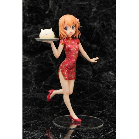 Is the Order a Rabbit statuette PVC 1/7 Cocoa China Dress Ver. 21 cm