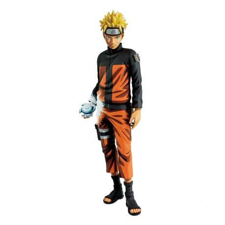 Naruto Shippuden figurine Grandista Shinobi Relations Uzumaki Naruto Manga Dimensions 27 cm