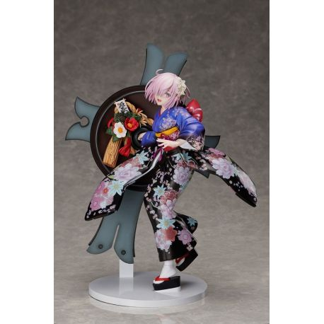 Fate/Grand Order statuette PVC 1/7 Grand New Year Mash Kyrielight 28 cm
