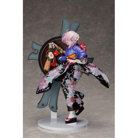 Fate/Grand Order statuette PVC 1/7 Grand New Year Mash Kyrielight 28 cm