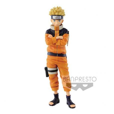 Naruto Shippuden figurine Grandista Shinobi Relations Uzumaki Naruto 2 23 cm