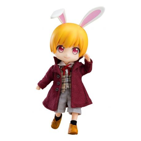 Original Character figurine Nendoroid Doll White Rabbit 14 cm