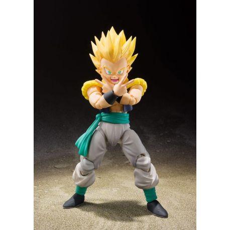 Dragonball Z figurine S.H. Figuarts Super Saiyan Gotenks 13 cm