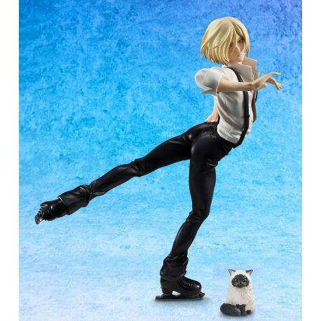 Yuri!!! on Ice série G.E.M. statuette PVC 1/8 Yuri & Pyocha 18 cm