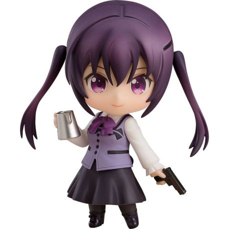Is the Order a Rabbit figurine Nendoroid Rize 10 cm