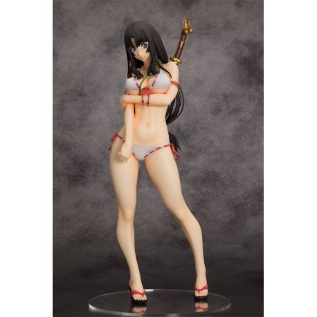 Queen's Blade Beautiful Fighters statuette PVC 1/6 Warrior Priestess Tomoe 30 cm