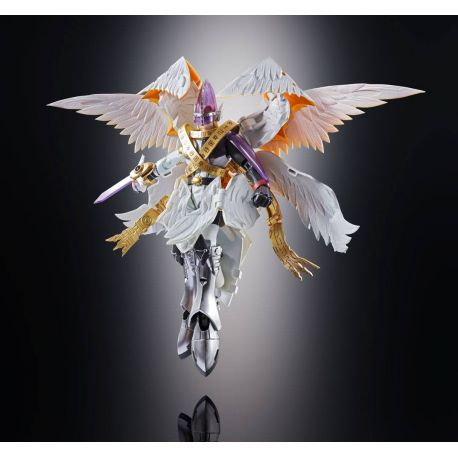 Digimon Adventure figurine Digivolving Spirits 07 Holy Angemon 17 cm